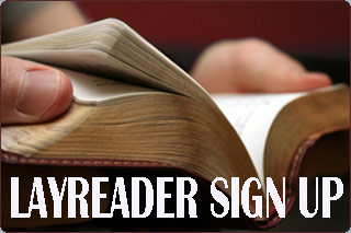 Lay Reader Signup